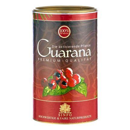 Bio Guarana, Pulver