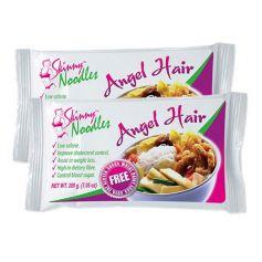 Skinny Noodles Shirataki Nudeln Angel Hair Doppelpack