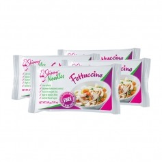 4 x Skinny Noodles Fettucine