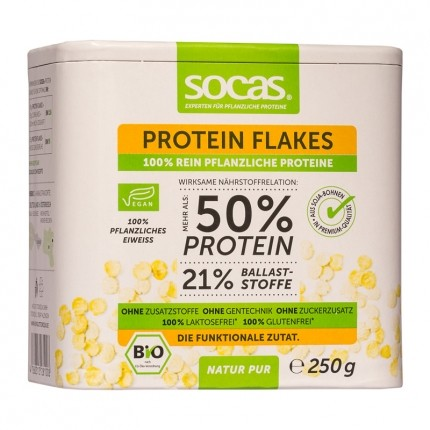 socas Protein Flakes Doppelpack