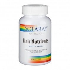 Solaray Solaray Hair Nutrients 120k