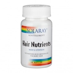 Solaray Solaray Hair Nutrients 60k veg