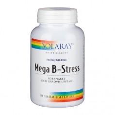 Solaray Solaray Mega-B stress 120k veg
