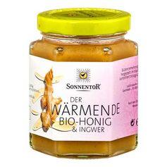 Sonnentor Den Värmande - Honung & Ingefära
