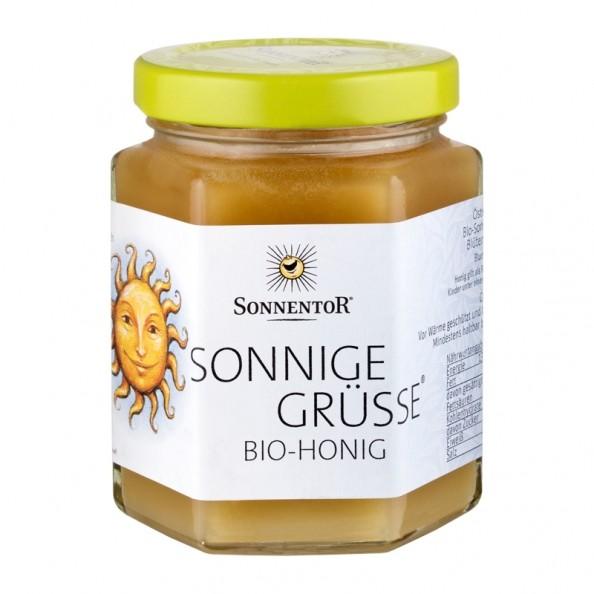 sonnentor sunny greetingsorganic honey organically farmed