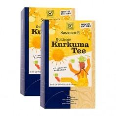 Sonnentor Bio Goldener Kurkuma Tee
