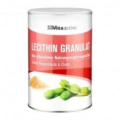 Sovita, Granulés de lécithine