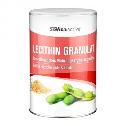 Sovita Lecithin, Granulat