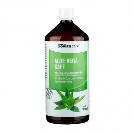 Sovita Aloe Vera-Saft