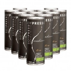 12 x Soypresso Medium