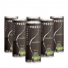 6 x Soypresso Medium