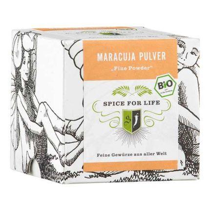 spice for life bio poudre go t fruit de la passion nu3. Black Bedroom Furniture Sets. Home Design Ideas