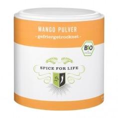 Spice for Life Bio Fruchtpulver Mango