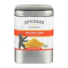 Spicebar Bio Berliner Curry, Pulver