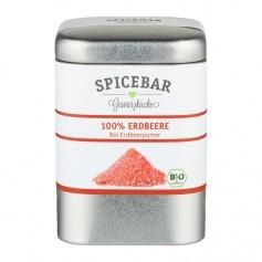 Spicebar Bio Erbeerpulver