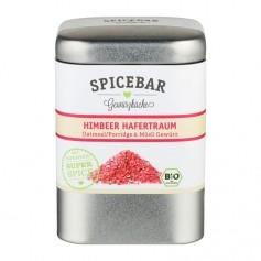 Spicebar Bio Himbeer-Hafertraum, Pulver