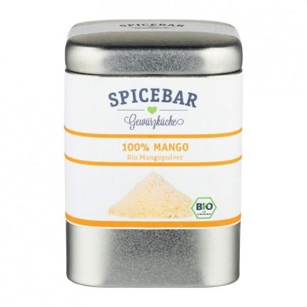 Spicebar Bio Mangopulver (60 g)