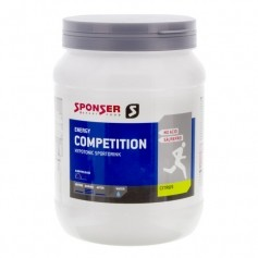 Sponser Competition Citrus, Pulver