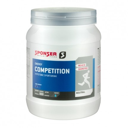 Sponser Competition, Pulver