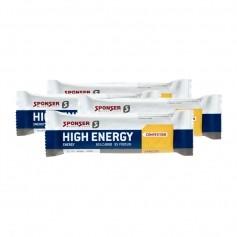 4 x Sponser High Energy Bar Apricot-Vanilla