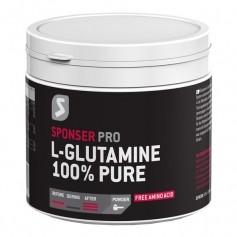 Sponser L-Glutamine 100 % Pure, Pulver