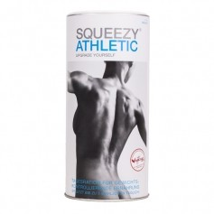 Squeezy Athletic Banan, pulver