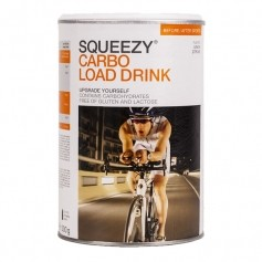Squeezy Carbo Load Drik, Pulver