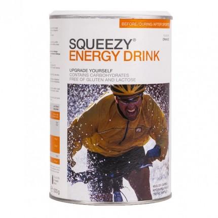 Squeezy Energy Drink, Pulver