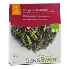 SteviaSweet Bio, Blätter