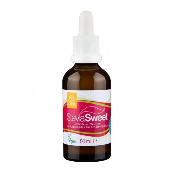 SteviaSweet Liquid, Tropfen