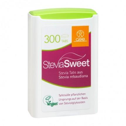 SteviaSweet, Tabs