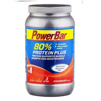 PowerBar Protein Plus 80 Strawberry Powder