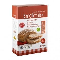 Sukrin Brotmix – Chia und Hanf