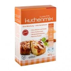 Sukrin Kuchenmix Backmischung