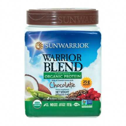 Sun Warrior Blend Chocolate Powder