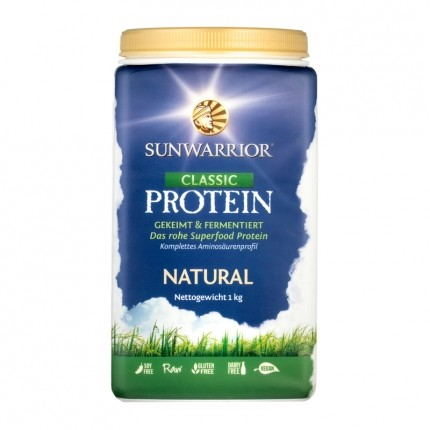Sunwarrior rice protein powder