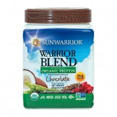 Sun Warrior Blend choklad, pulver