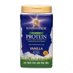 Sun Warrior Reis Protein Vanille, Pulver
