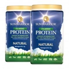 Sunwarrior Risprotein Natural, pulver