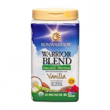 Sunwarrior Warrior Blend, Vanille, Pulver