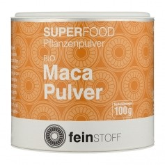 Feinstoff Superfood Maca, Pulver