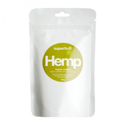 Superfruit Hemp Seeds Shelled