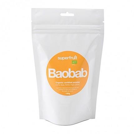 Superfruit Baobab, Pulver + 3 Superfruit Raw Protein Bars