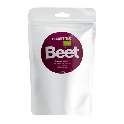 Superfruit red beetroot powder