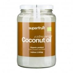 Superfruit Extra Virgin Coconut Oil 1420ml - EU Organic