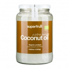 Superfruit Extra Virgin Coconut Oil 1420ml - EU Organic