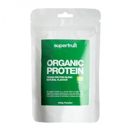 Superfruit Organic Protein 400g - EU Organic (natural flavor)