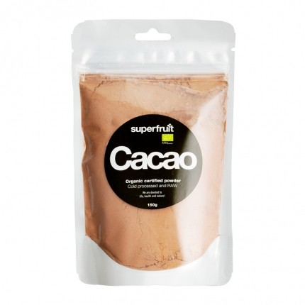Superfruit Raw Cacao Pulver