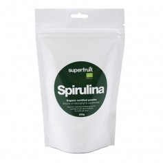 Superfruit Ekologinen Spirulina, jauhe