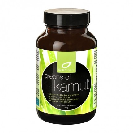Supernature Greens of Kamut 180g